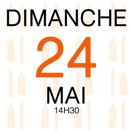 Atelier du Dimanche 24 mai 2020, 14H30
