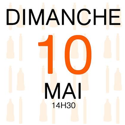 Atelier du Dimanche 10 mai 2020, 14H30