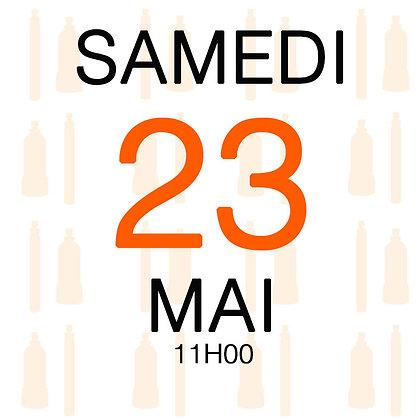 Atelier du Samedi 23 mai 2020, 11H00