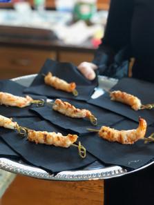 Grilled Shrimp Satay