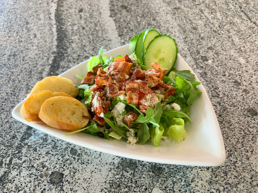 Bacon and Blue Salad