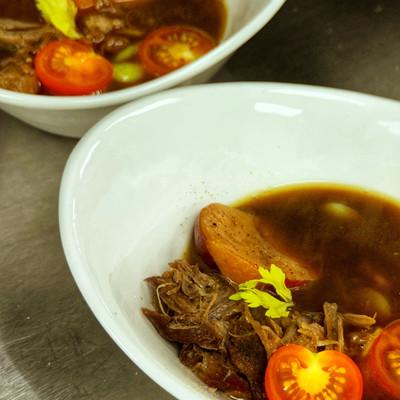 Lamb Shank Stew
