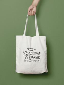 Corvallis Market Rebrand