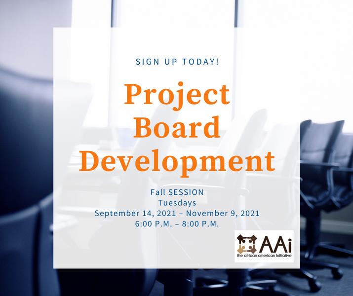 Project Board Development