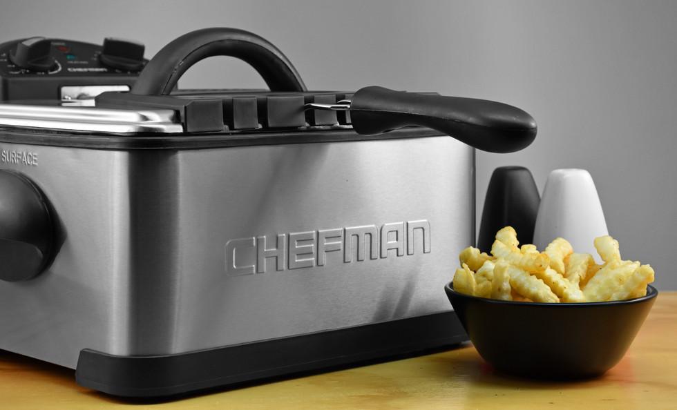 Fotografía de producto Chefman