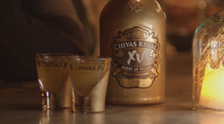 Chivas XV - Unleash your gold