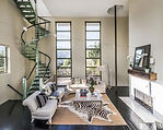 Featured Staircase on Million Dollar Listing TV Show