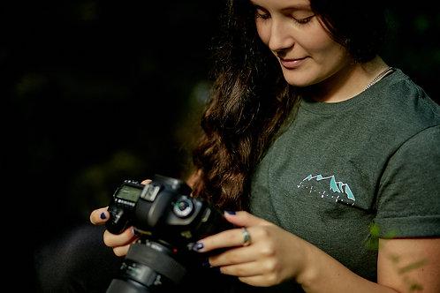 TSHIRT Explore Focus Capture