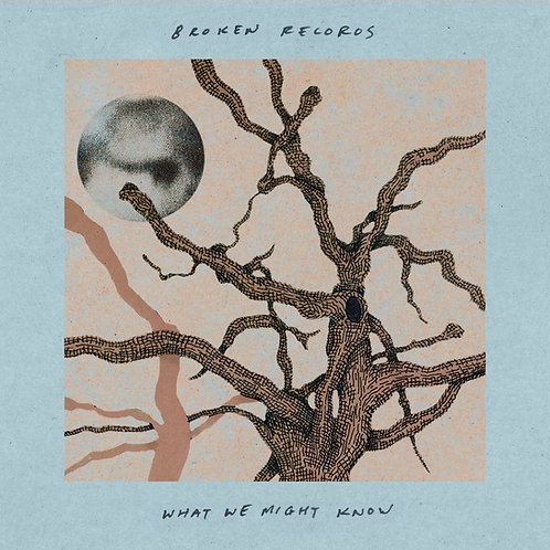 "What We Might Know (12"" VINYL)"