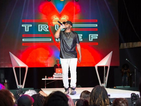 Rapper Tru Def, Recently Endorsed by K-Swiss, 'Speaks Wishes Into Existence'