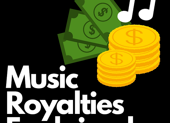 How to collect Publishing Royalties Owed to you!