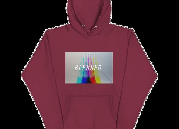 """""""BLESSED"""" Unisex Hoodie"""