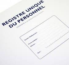 Le registre unique du personnel, un document obligatoire