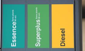 Alignement de la déduction de TVA de l'essence sur le diesel.