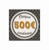 Chèque numérique de 500 euros pour la numérisation de l'activité des petites entreprises.