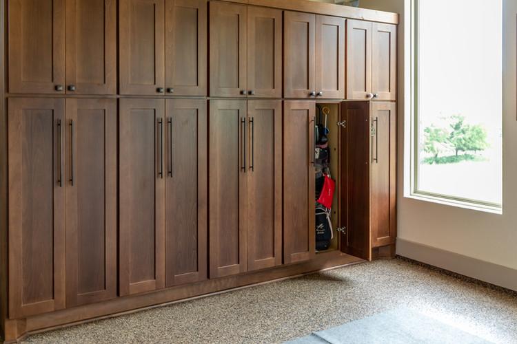 Custom Golf Lockers