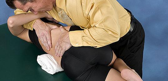 back therapy massage