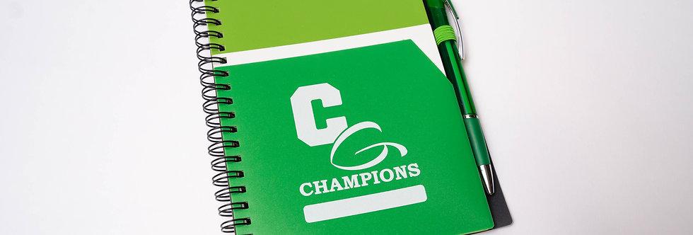 Cibolo Green Notebook