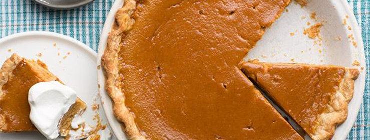 Pie Drive Donation - Pumpkin Pie