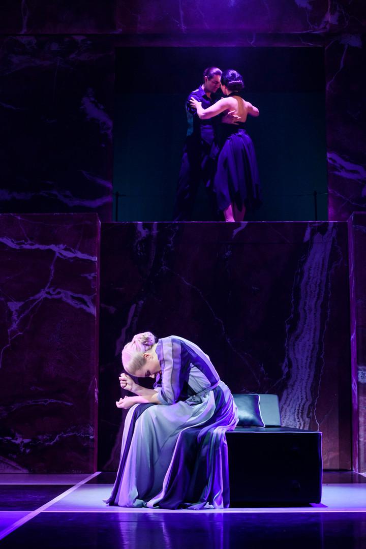 Scenefoto Evita - Roy Beusker