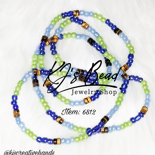 Colorful Waist Beads