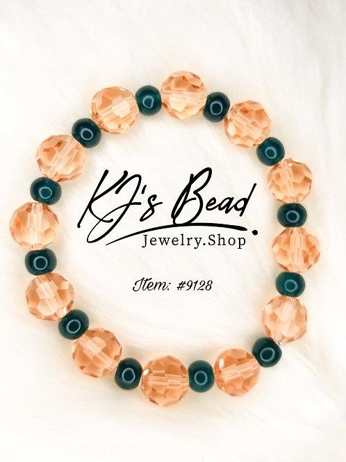 Rose Emerald Bracelet