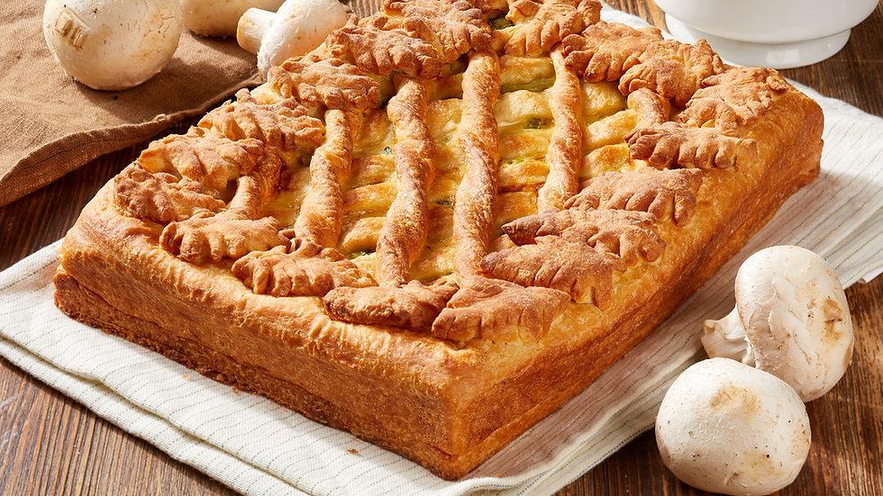 "Пирог ""Куриный с грибами"""