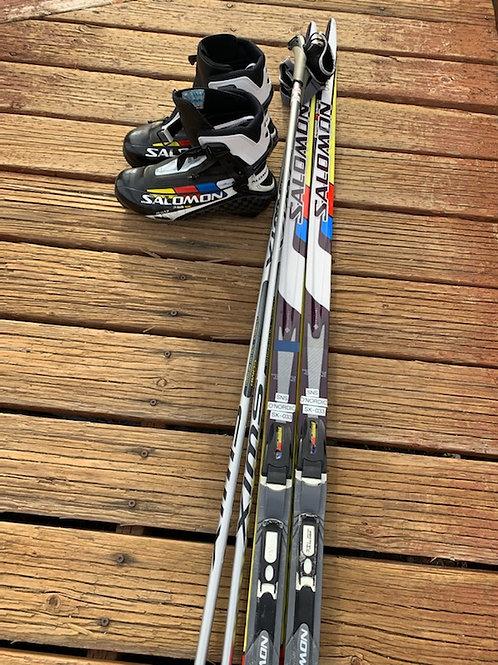 Skate Ski Package