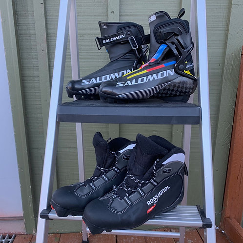 Ski Boots Only - Classic or Skate