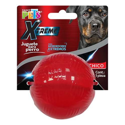 JUGUETE EXTREME BOLA CH