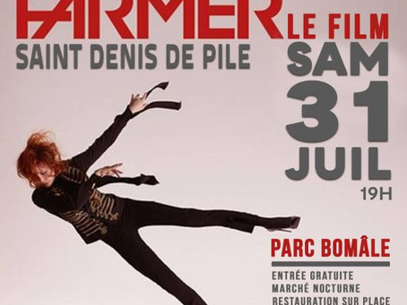 Concert Mylène Farmer Live 2019