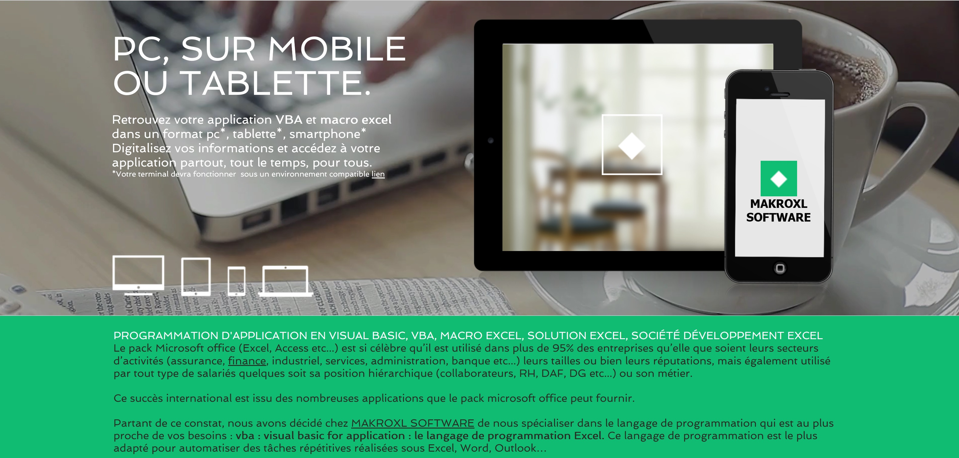 creation site internet lille