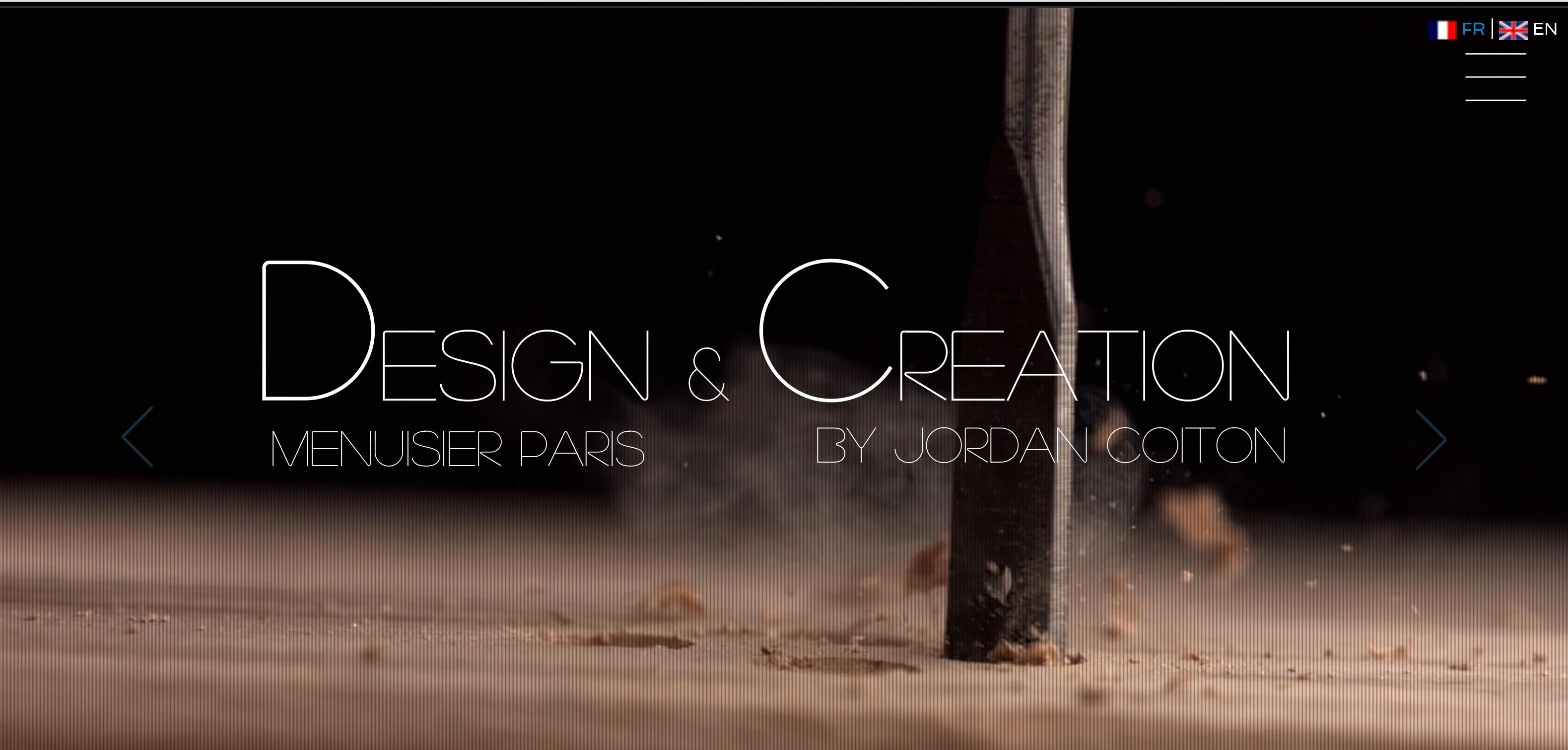 creation site internet artisan paris