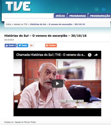 TVE 29/10/2016