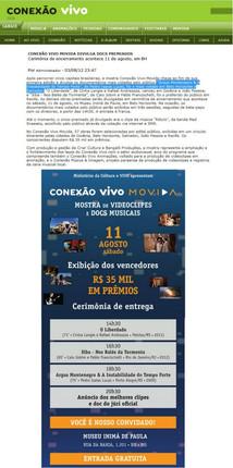 Conexão Vivo Movida 2012