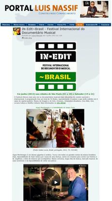 Portal Luis Nassif, 03/06/2012