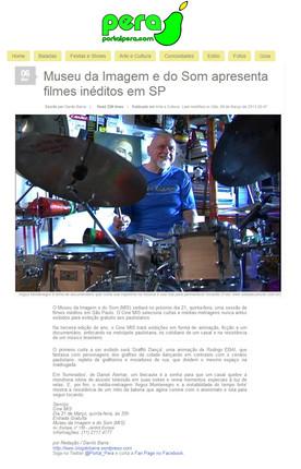 Exibição MIS SP, 06/03/13