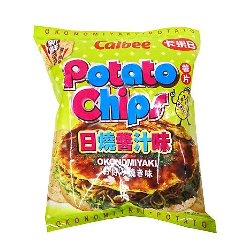 卡樂B 日燒醬汁味薯片