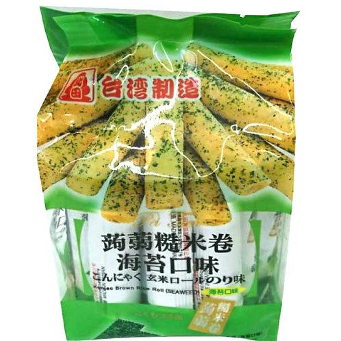 蒟蒻糙米卷