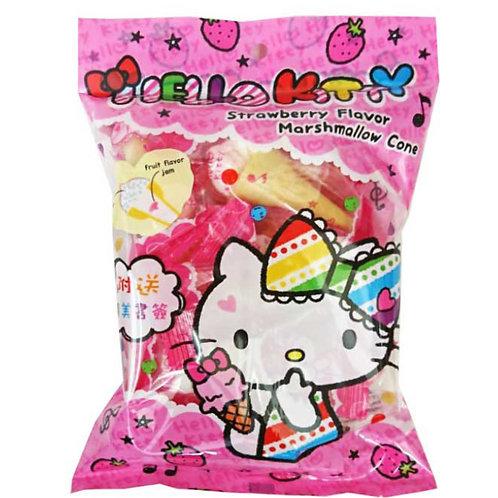 Hello Kitty 雪糕甜筒