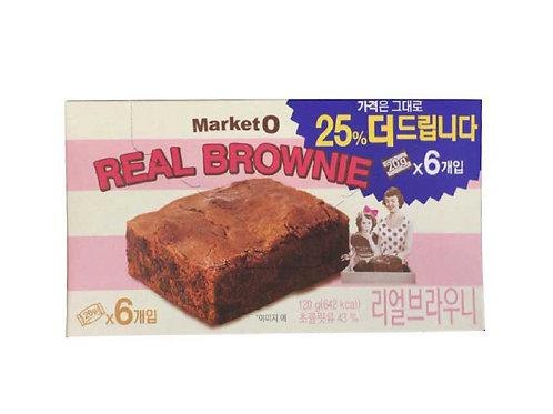Market O 布朗尼朱古力蛋糕