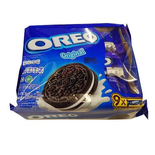 Oreo 夾心餅(雲呢拿)(9包裝)(一小包)