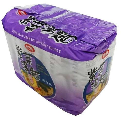 四洲紫菜湯麵 (5包裝)