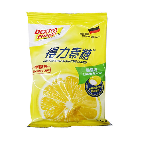 得力素糖(檸檬)