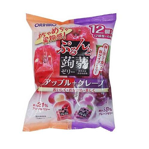 蒟蒻240g 啫喱 (蘋果提子)