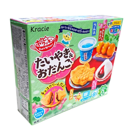 DIY鯛魚燒&小丸子食玩