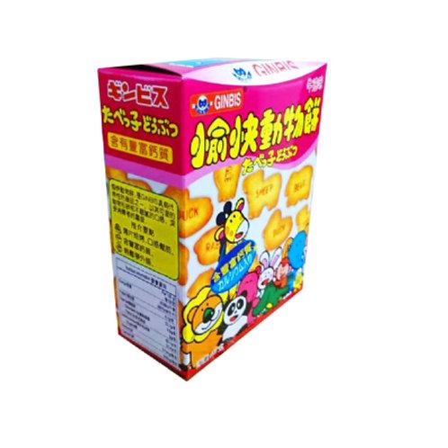 愉快動物餅 (牛油)( 盒裝)