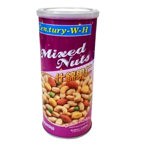 (高罐裝) 香脆豆--什錦果仁