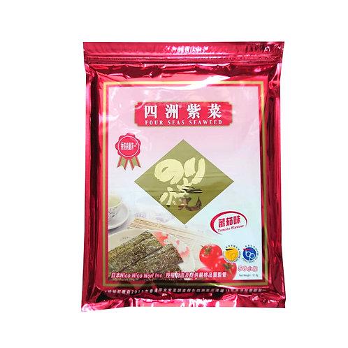 四洲紫菜50束(蕃茄)