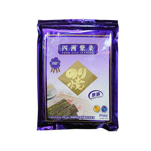 四洲紫菜50束(原味)